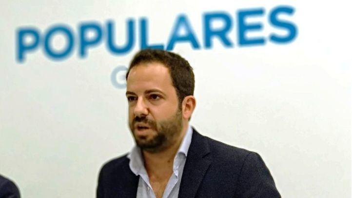 Dimite el presidente del PP de Getafe al no ser nombrado candidato a la Alcaldía