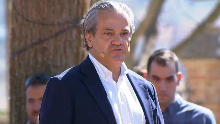 Marcos de Quinto, número 2 de las listas de Ciudadanos en Madrid.