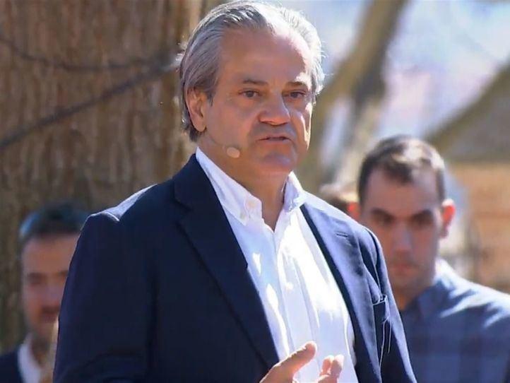 Marcos de Quinto, exvicepresidente de Coca-Cola, número dos de Cs en la lista por Madrid