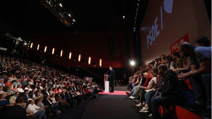 Pepu Hernández y Ángel Gabilondo buscan erradicar la desigualdad en Madrid de la mano de Sánchez