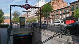 Metro Palos de la Frontera.