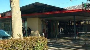 Estación de Cercanías de La Serna