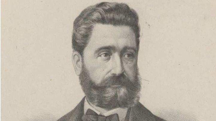 Retrato de Joaquín Gaztambide
