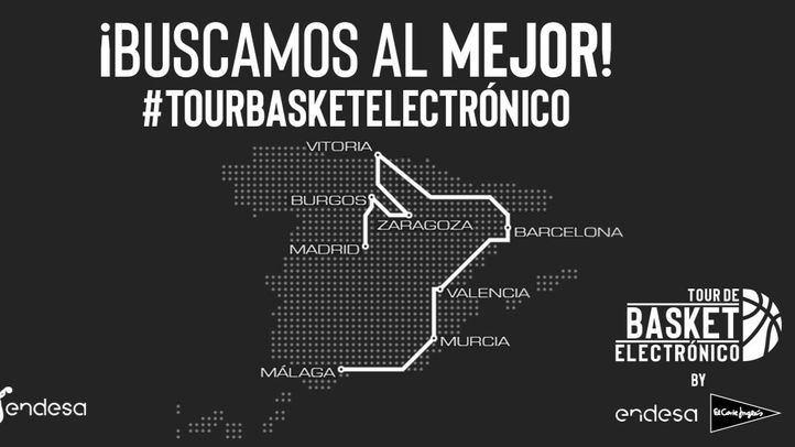 'Tour de Basket Electrónico'
