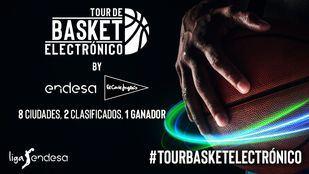 El Corte Inglés y Endesa ponen en marcha el 'Tour de Basket Electrónico' en ocho ciudades españolas