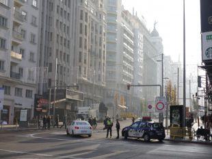 Las multas ahuyentan al 70 por ciento de los madrileños