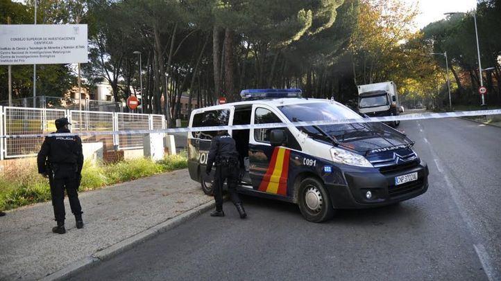 Detenido tras huir de la Policía con un bebé en Fuenlabrada