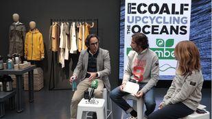Ecoembes y Ecoalf sacan 140 toneladas de basura marítima en 2018