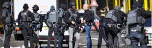 Tres muertos y cinco heridos en un tiroteo en Utrecht