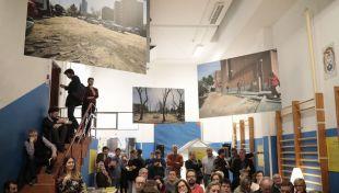 La identidad del barrio de Begoña, en las 'costuras' de Madrid Nuevo Norte