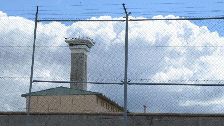 Cárcel de Soto del Real.
