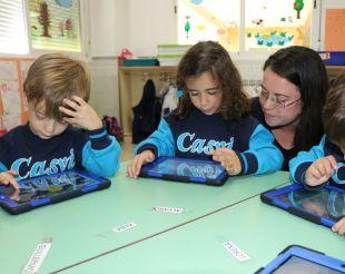 Nuevas Tecnologías en las aulas: un aprendizaje para el futuro profesional