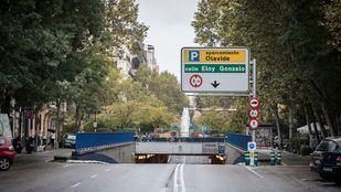 Madrid recupera dos aparcamientos en Chamberí con casi 800 plazas