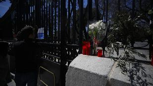 El Retiro, sin banderas un año después de la muerte de Darío