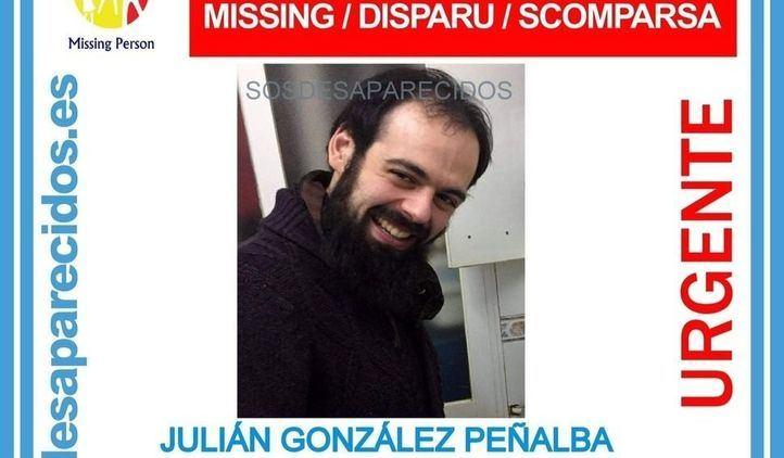 Buscan a un joven residente en Fuencarral