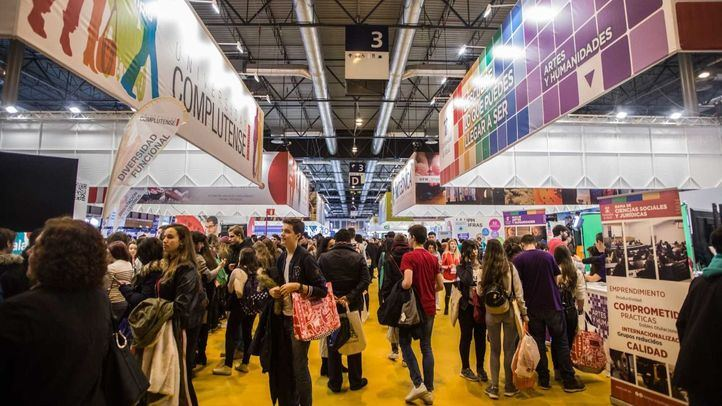 Feria AULA 2018.