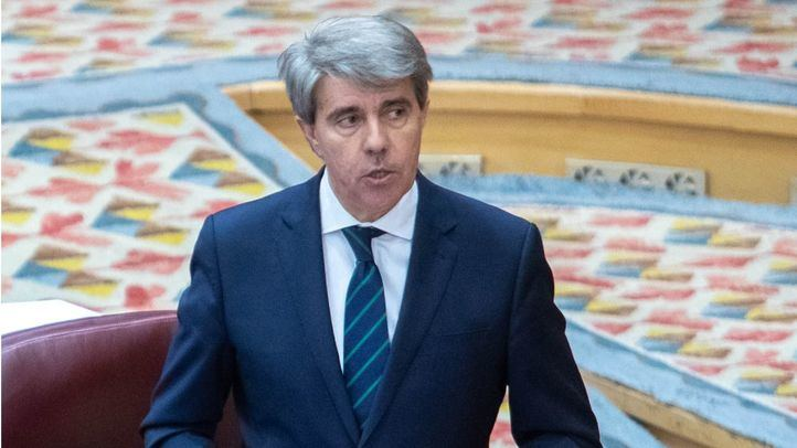 Ángel Garrido insinúa que se irá al Parlamento Europeo