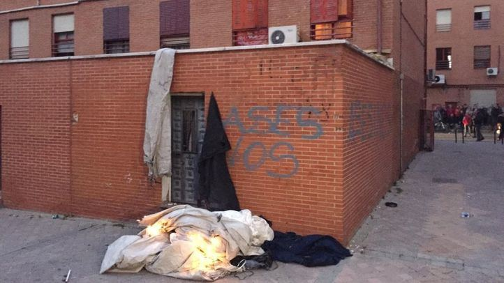 Represalias en Vallecas por el hombre que murió apuñalado