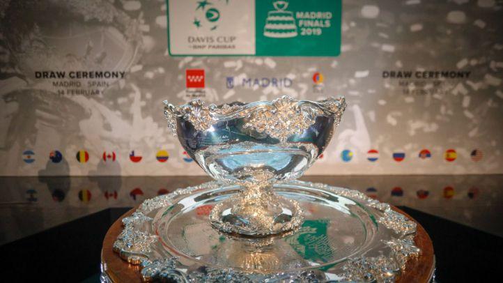 Ya se conoce el calendario de la novedosa Copa Davis de Madrid que se disputará en la Caja Mágica.