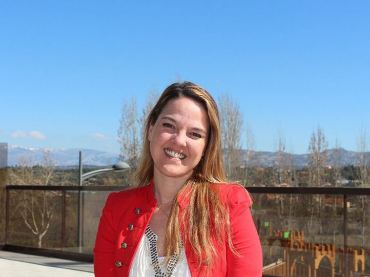 Carla Greciano será la cabeza de lista del PP en Galapagar