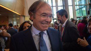 Pío García-Escudero, presidente del Senado de la gestora del PP de Madrid.