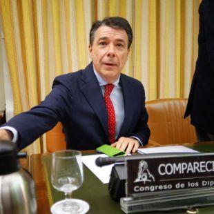 Ignacio González solicita personarse en el 'caso Villarejo'