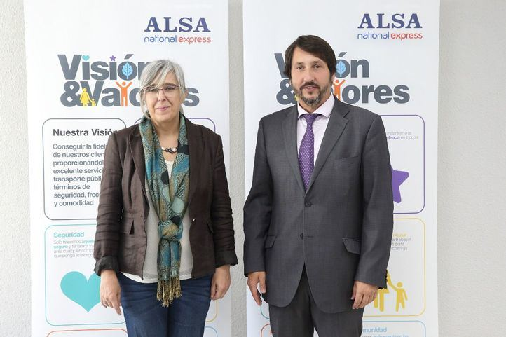 ALSA y la Fundación Mujeres renuevan su convenio para ayudar a las víctimas de la violencia de género