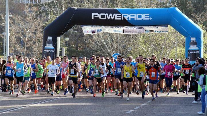 Aplazada la Media Maratón de Coslada por falta de Policía