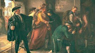 'Un episodio del motín de Esquilache' (1864)
