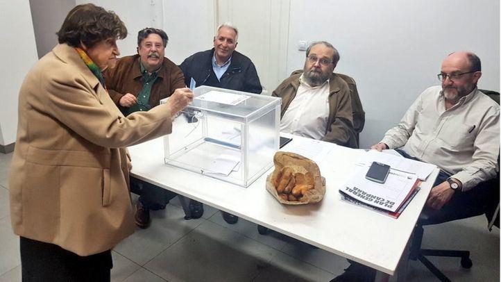 IU Madrid decide su futuro ante la división de la izquierda madrileña