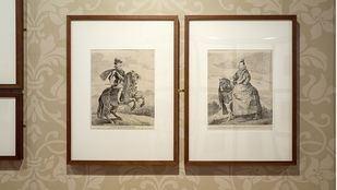 Exposición 'La estampa al servicio de la España Ilustrada'.