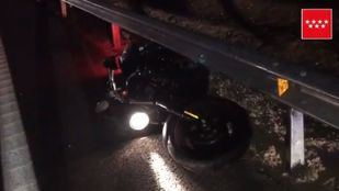 Fallece un motorista al chocar contra un turismo en Villaviciosa de Odón