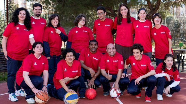 Los diez deportistas que han representado a Madrid y España en los Special Olympics.