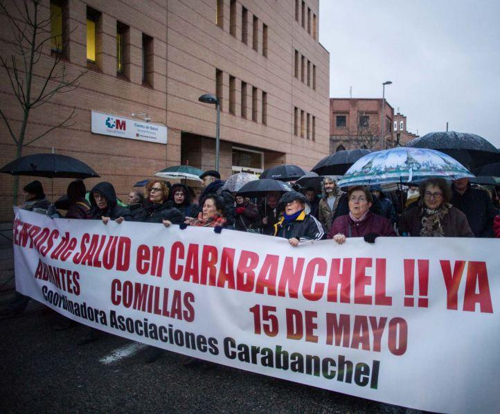 La lucha de Carabanchel Bajo por sus prometidos centros de salud