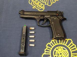 Madrid concentra una de cada tres licencias de armas