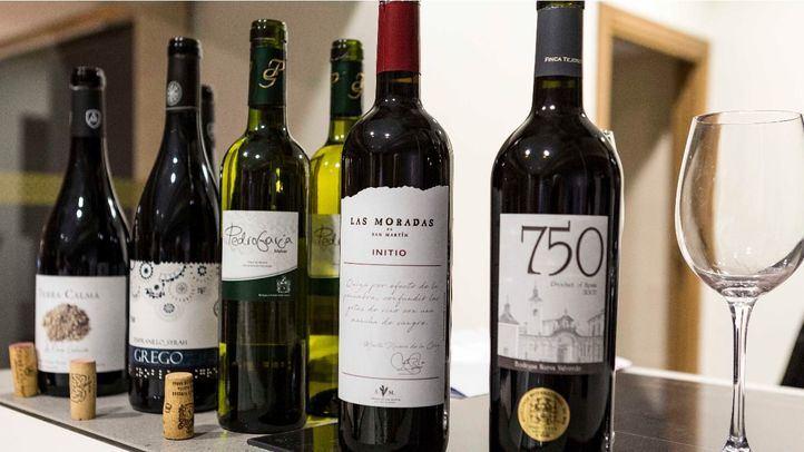Cinco vinos madrileños, entre los mejores del mundo