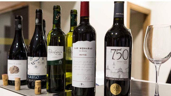Los cinco vinos galardonador por El Concurso Internacional Bacchus 2019