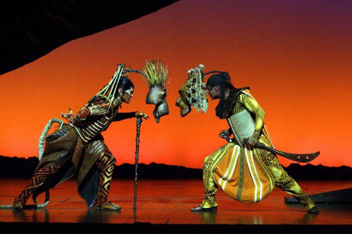 Los musicales El Rey León y Anastasia programan actividades gratuitas