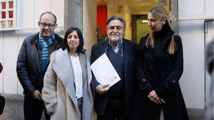 Mercedes González y Pilar Llop, propuestas como 'números dos' de Pepu y Gabilondo