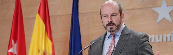 Rollán, dispuesto a asumir la Presidencia si Garrido se va a Bruselas