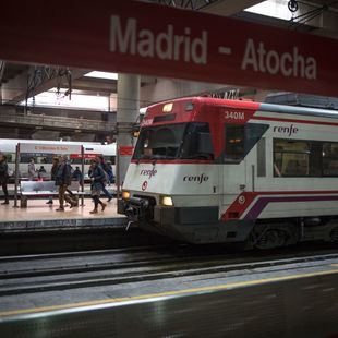 Demoras en Cercanías por una avería entre Atocha y Recoletos