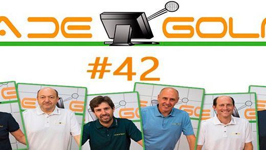 Golf, toros, dos psicólogas, XXV años de Izki Golf y un handicap 8 al que no le tiembla el pulso