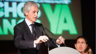 Adolfo Suárez Illana, número dos del PP al Congreso por Madrid.