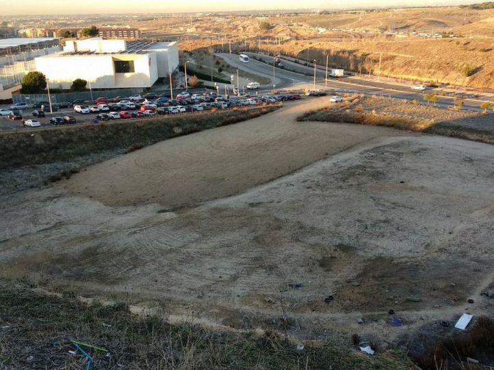 Acuerdo para desbloquear la construcción del IES de Montecarmelo
