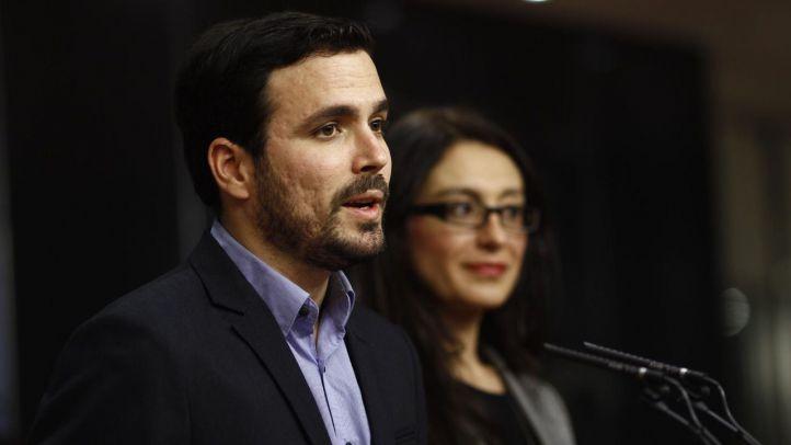 Alberto Garzón se resigna aunque sigue la mano tendida de Podemos