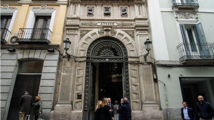 La rehabilitación del Ateneo comenzará a finales de abril