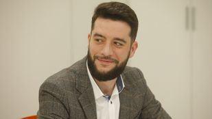 César Zafra repite como número dos de Ignacio Aguado