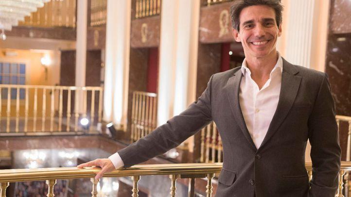 Joaquín de Luz nuevo director de la Compañía Nacional de Danza