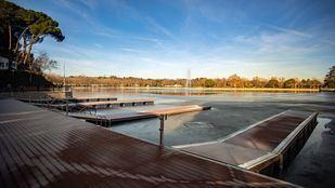 El lago de Casa de Campo se remodeló por completo recientemente y fue presentado en enero.
