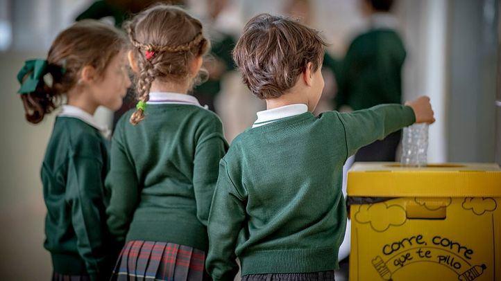 Naturaliza, proyecto de Ecoembes que incluye el medio ambiente en el currículo escolar